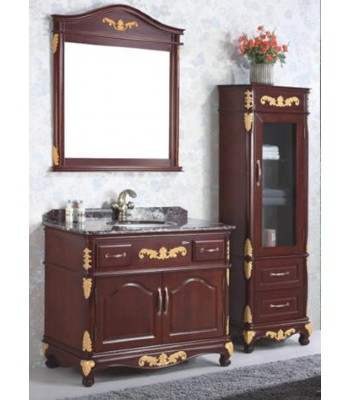 Vintage Bathroom Vanities on Wooden Antique Bathroom Furniture S50 5016 From Antique Bathroom