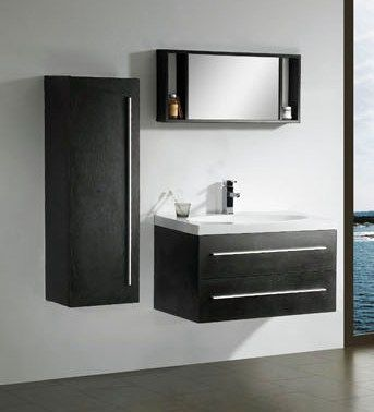 bathroom sink on modern bathroom vanity cabinet m2315 from bathroom