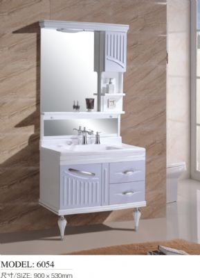 kitchen sinks and cabinets pvc bathroom cabinets 6054 from bathroom vanity cabinet on 6054