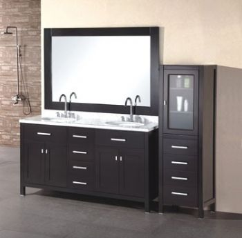 Bathroom Cabinet Manufacturers amazing black bathroom cabinets pictures - home decorating ideas