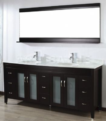 72inc double sink bathroom vanities cabinet s1117 from double sink