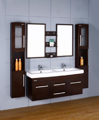 SHOP TRADITIONAL DOUBLE SINK BATH VANITIES ON SALE FREE IN HOME
