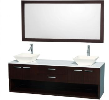 Bathroom Vanities  Sinks on Double Sink Bathroom Vanitys5101 From Double Sinks Bathroom Cabinets