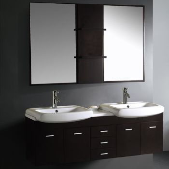 Bathroom Cabinetry on Double Sink Bathroom Vanities S5107 From Double Sink Bathroom Vanities