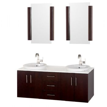 double sink bathroom vanities s5108 from double sink bathroom vanities