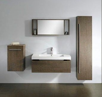 Modern Single Sink Bathroom Cabinets M2301 From Bathroom Vanity Cabinet