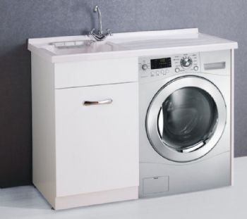 Bathroom Laundry Vanity Cabinet F4780