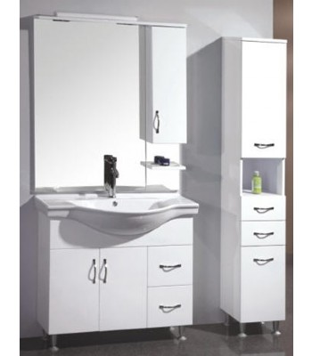 MDF Bathroom Vanities M20 2003 From White MDF Bath Cabinet