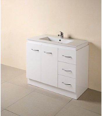 MDF Bathroom Vanities Cabinets M20 2011 From White MDF Bath Cabinet