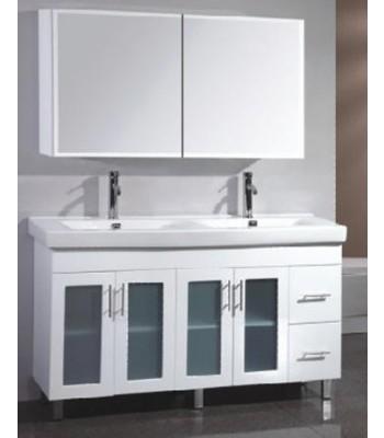 MDF Bathroom Vanities M20 2016 From White MDF Bath Cabinet