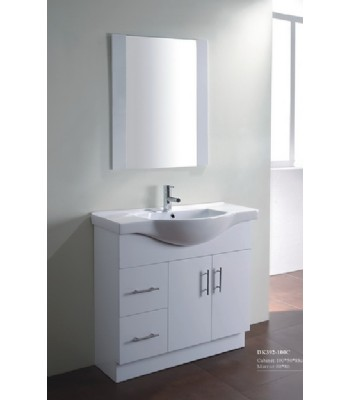 MDF Bathroom Cabinets M20 2021 From White MDF Bath Cabinet