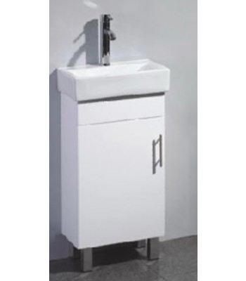 MDF Bathroom Vanities M20 2023 From White MDF Bath Cabinet