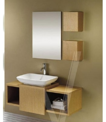 MDF Bathroom Cabinets M633