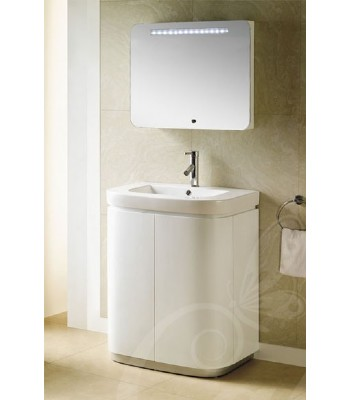 round face white bathroom cabinet n789 from bathroom furniture