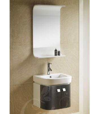 Fashion Round Face Small Bathroom Furniture N791