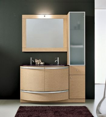 Bathroom Vanity Veneer npl346 bathroom vanity cabinet new design,woden veneer from