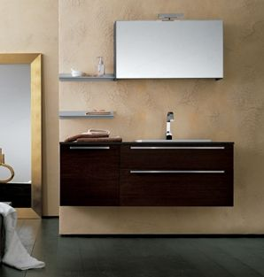 NPL343 New Bathroom Vanity Cabinet,wooden Wenge Color