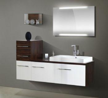 N16192 MFC Bathroom furniture set,laminte bathroom vanity from New ...