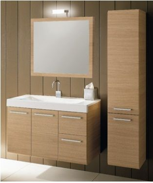 Bathroom Vanity Veneer plywood with veneer bathroom vanity n1007 from plywood bathroom vanity