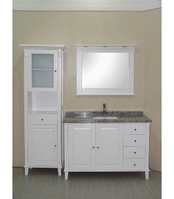 Inc Single Sink Bathroom Vanity Cabinet P From White Bathroom - Single bathroom vanity cabinets