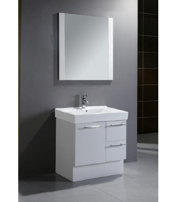 800 pvc bathroom vanity cabinet p709 from bathroom cabinet for Bathroom cabinet 800