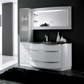 P1310 PVC Bathroom vanity cabinet floor standing. PVC Bathroom Cabinets and PVC Bathroom Cabinets Manufacturers