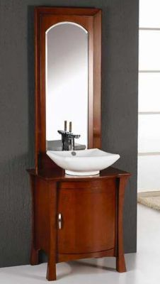 Nice Wooden Bathroom Cabinets S854