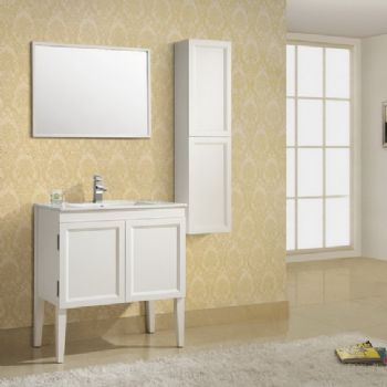 Perfect Solid Wood Bathroom Vanity S904