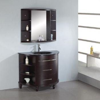 Solid Wood Bathroom Vanities Cabinets solid wood bathroom cabinet and solid wood bathroom cabinet