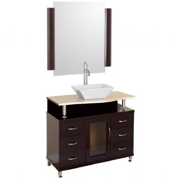 standing wooden bathroom vanity cabinet 58276 from bathroom vanity