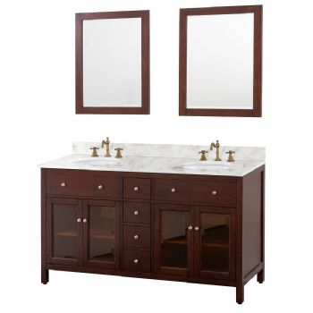 double sinks bathroom vanity s1003 from wooden bathroom cabinet