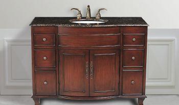 48inc Traditional Bathroom Vanities S4107