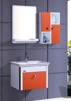 wall mounted bathroom vanity cabinet p7207 - Wall Mounted Bathroom Cabinet
