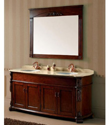 Wooden Antique Bathroom Furniture S50-5002
