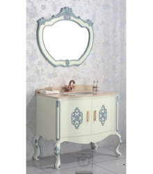 Wooden Antique Bathroom Furniture S50-5005