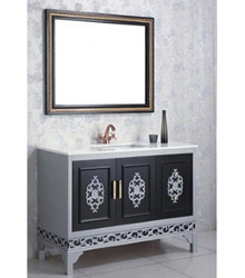 Wooden Antique Bathroom Furniture S50-5008