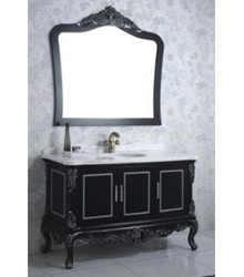 Wooden Antique Bathroom Furniture S50-5009
