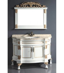 classical antique bathroom furniture 5001