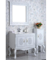 classical antique bathroom furniture 5006
