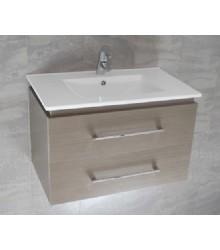 M15062 Mdf Laminate Bathroom Vanity Cabinet