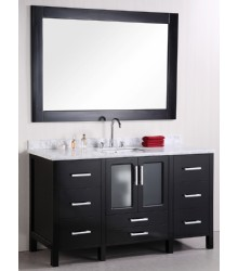 60inc bathroom vanities cabinets s1110