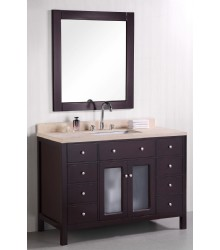 48inc single sink bathroom vanities s1111