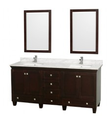 72inc double sink bathroom vanities cabinet s1117