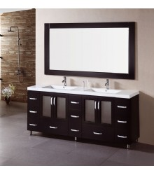 72inc double sinks bathroom vanities set s1120