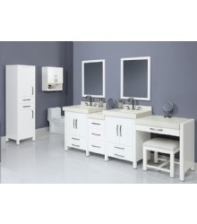 Modern bathroom vanities set S2101