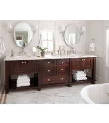 NW047 double bathroom vanities cabinet