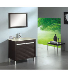 36inc modern bathroom vanities cabinet S893