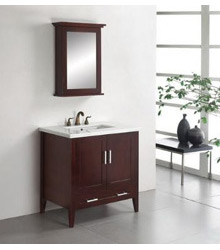 36inc bathroom cabinet S895