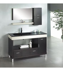 48inc modern bathroom cabinet S896