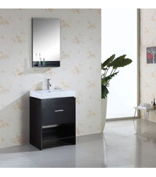 72inc Double Sinks Free Standing Bathroom Vanity 58598